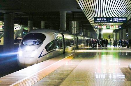 中国高铁将美国甩开多远?